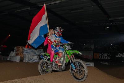 Riders presentation: Micha Boy de Waal
