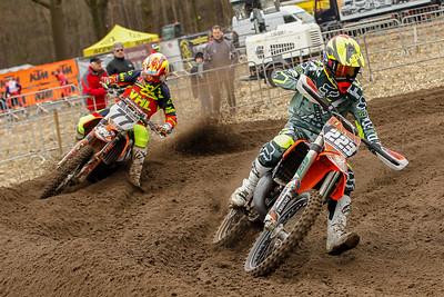 Michaël Dehoux in 8th with Vanhaeren