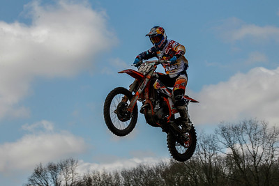 Herlings dominates the 1st heat
