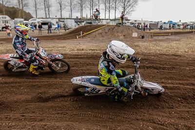 Van der Voorn passed Derboven for 3rd
