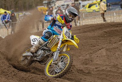 Coekaerts finishes 5th but wins the MX1 class