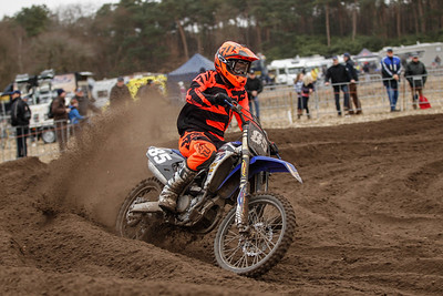 Dockx on 3rd place MX2