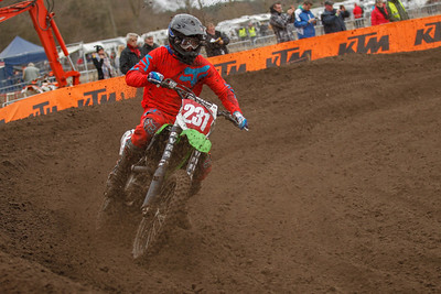 Feytons finishes 4th and 2nd on the MX1 podium