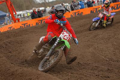 Feytons 3rd, Mathias Buytaert 4th