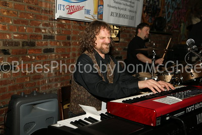 Pete Zajicek, Mike Conley Dirty Basement Blues Band