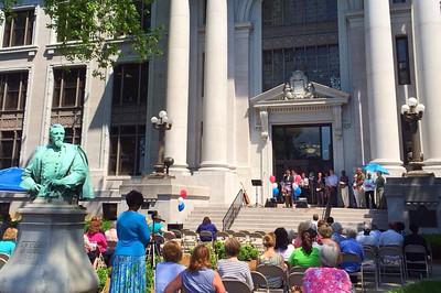 2015,  Hamilton County Observance