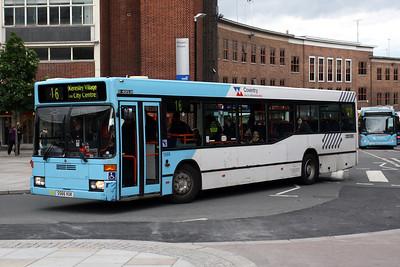 1566-S566 VUK in Coventry