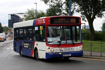 3614-W614 MWJ in West Bromwich