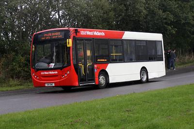 731-SN11 BWG at Donington Park, Showbus 2017.