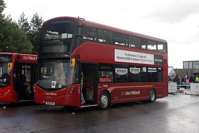 3304-SL16 YPO at Donington Park, Showbus 2017.