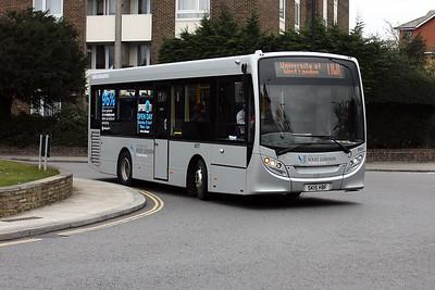 8377-SK15 HBF at Haven Green, Ealing Broadway.