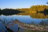Raynard Lake Rainbow Lake Wilderness.