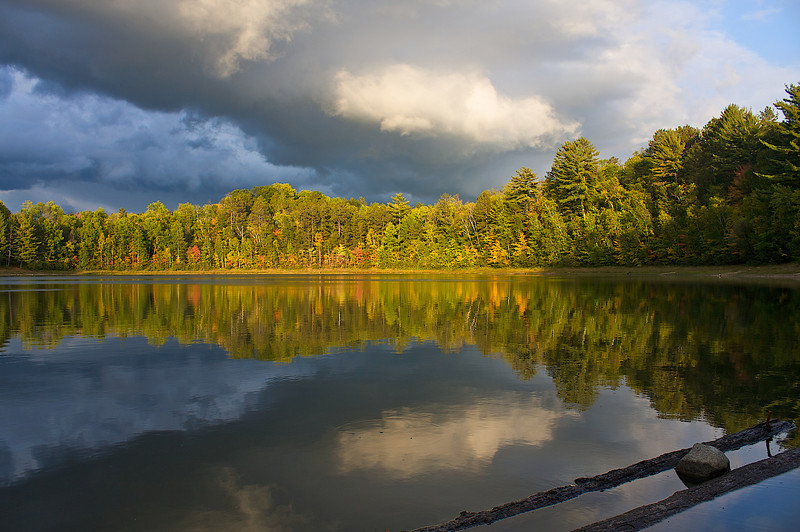Wanoka Lake Chequamegon - Nicolet National Forest Wisconsin.