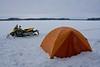 Camping on Namekagon Lake.