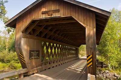 Smith Rapids covered Bridge.