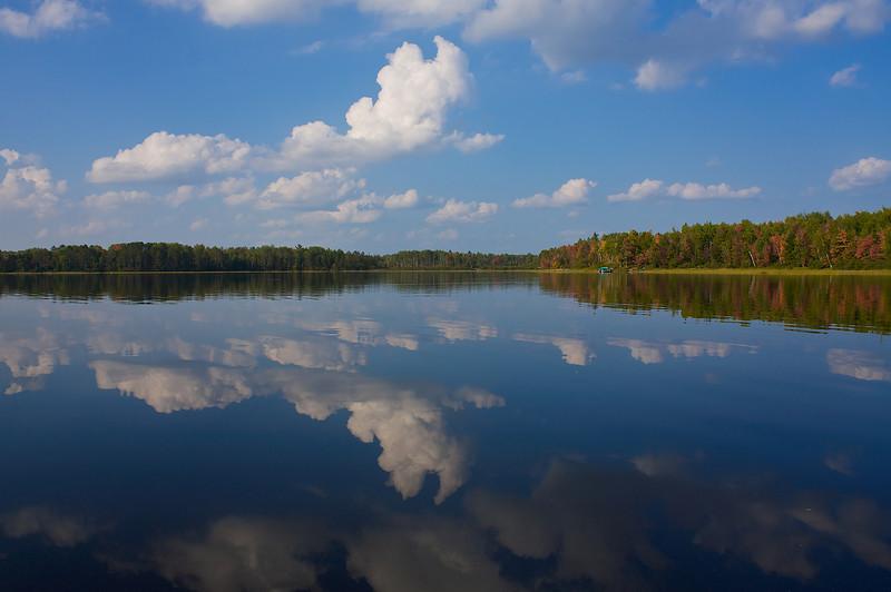 Sailor Lake Chequamegon-Nicolet National Forest.