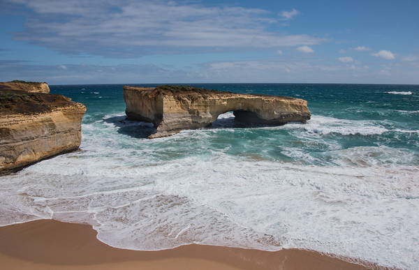 London Bridge, Viewed From The Great Ocean Road