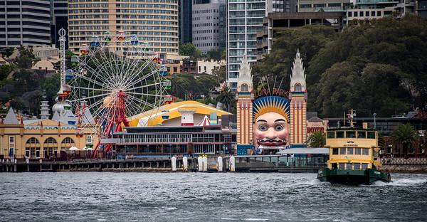 Luna Park, Sydney Harbour