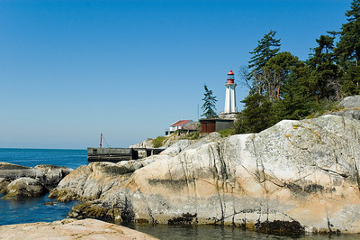 Lighthouse Park, West Vancouver, British Columbia  ©Gerald Diamond All rights reserved