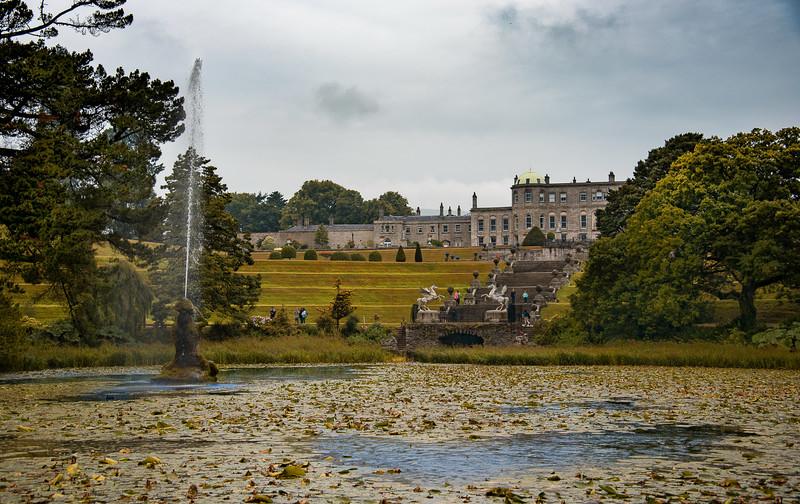 Powerscourt Gardens, County Wicklow