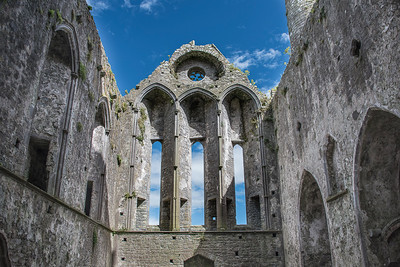 Cashel Ruins, County Tipperary, Ireland