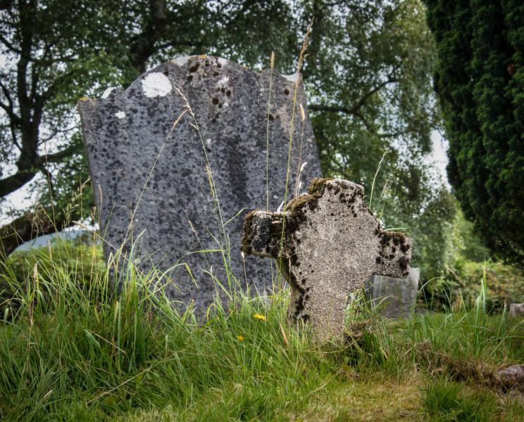 Glendalough Resting Place, County Wicklow, Ireland