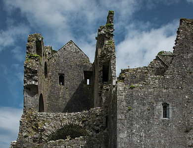 12th Century Ruins of Cashel, County Tipperary