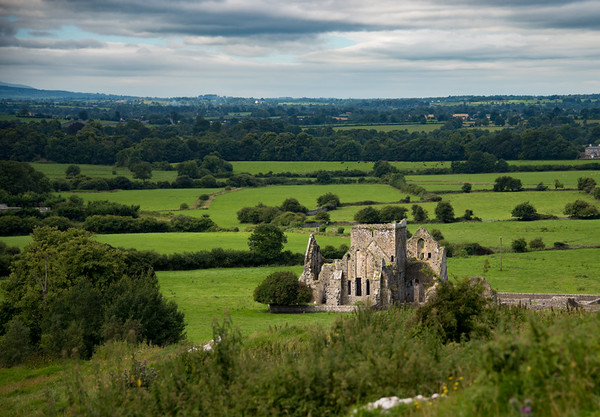Ruins Near Rock of Cashel, County Tipperary