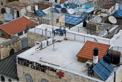 Study Hall?  - Old City Of Jerusalem  ©Gerald Diamond All rights reserved