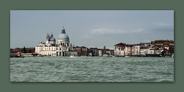 Basilica of Santa Maria della Salute, Dorsoduro, Venice
