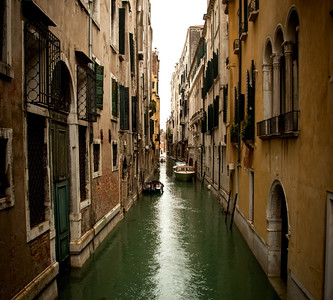Venetian Backwaters, 2013  ©Gerald Diamond All rights reserved