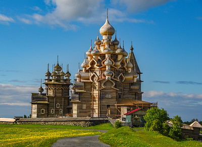 Church of the Transfiguration - Kizhy Island