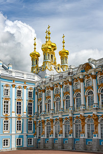 Catherine Palace - St. Petersburg, Russia