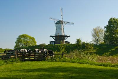 Windmill, Veere