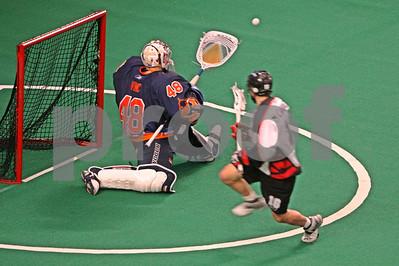 Matt Vinc with a kick save on a Mike Carnegie shot  LP-09-467-32-crop copy