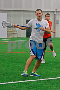 Rochester Knighthawks Mike Accursi  LP-13-4364-12