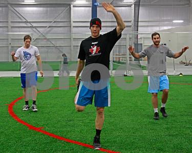 LP-13-4364-19  Rochester Knighthawks Dan Dawson