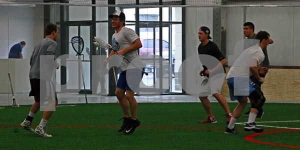 Rochester Knighthawks training camp  LP-13-4364-08