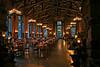 Dining room---Ahwahnee Hotel.