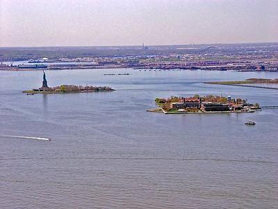 American Treasures in New York Harbor