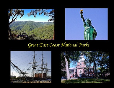 The Great East Coast National Parks