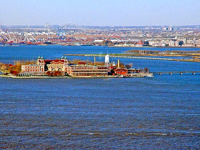 Gateway to America Ellis Island