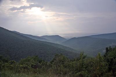 The Beauty of Shenandoah National Park