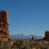 Near Balanced Rock