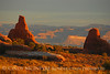 Landscape Arch trail dawn, Arches NP UT (3)