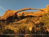 Landscape Arch dawn, Arches NP UT (3)