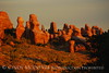 Landscape Arch trail dawn, Arches NP UT (2)