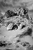 Boquillas Trail Sand Dunes (2) BW
