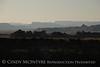 Chimneys looking west
