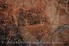 Chimneys Pictograph Wall